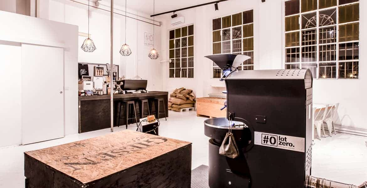 specialty coffee Milano